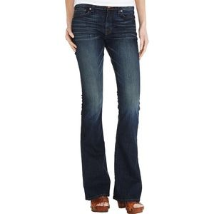 J brand Flare Wide Leg Jeans